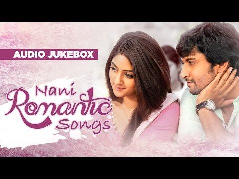 Telugu Romantic Songs | Nani Romantic Songs Jukebox | Telugu Songs