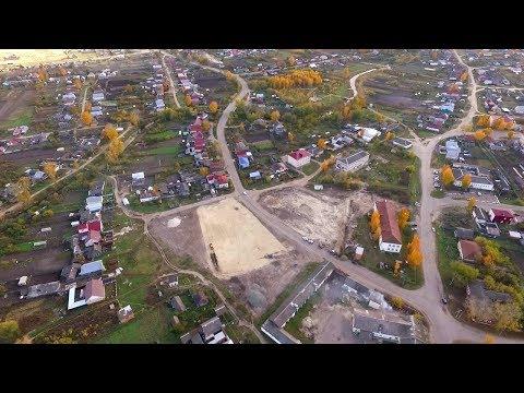 В Мордовии строят стадион на костях