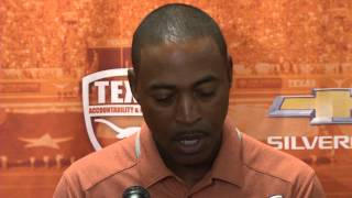 Vance Bedford media availability [Sept. 24, 2014]