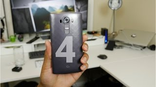 My TOP 4 LG G4 Features!