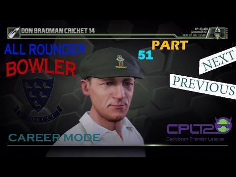 Don Bradman Cricket 14 Career Mode Epi 51