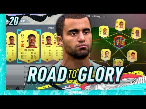 FIFA 20 ROAD TO GLORY #20 - BUYING RASHFORD!!
