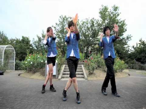 Perfume- Spending all my time - mirror (Perfukky dance cover)