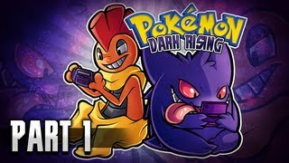 Pokémon Dark Rising Co-op w/ HoodlumScrafty!!   Ep 1