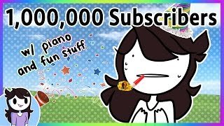 1,000,000 Subscriber thing (holy mother)