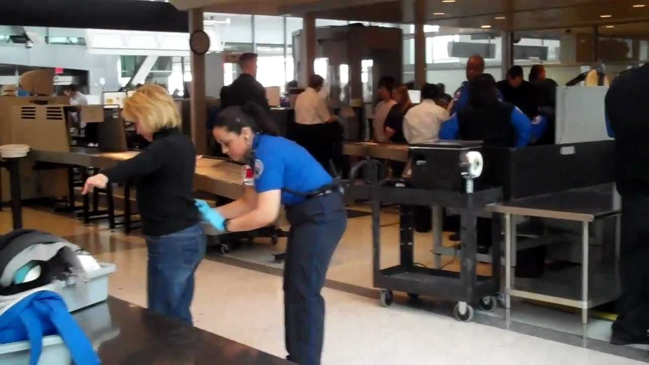 Airport Security Strip-Search Prank Hidden Camera - video ...
