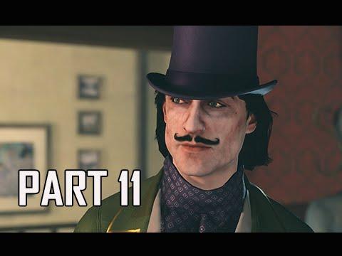 Sherlock Holmes The Devil's Daughter Walkthrough Part 11-  Case 3 Infamy (Let's Play)