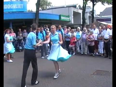 Dance To The 60's   Rock 'n Roll Dance Show At The Sweetlake Rock 'n Roll Revival 2012 video