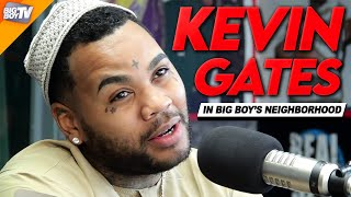 Kevin Gates on Drug Addiction, His Life Story, And More! (Full Interview) | BigBoyTV