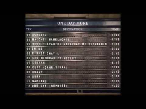 The Maccabeats - Nachamu (One Day More)
