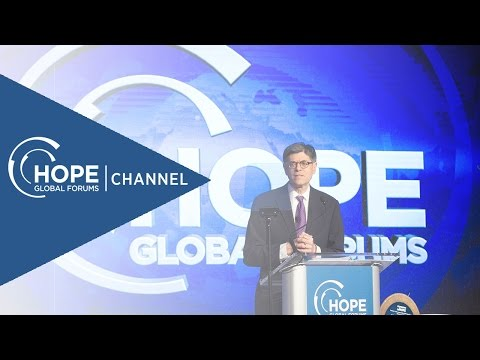 HOPE Global Forums 2016 - A Policy for Financial Inclusion: Hon. Jack Lew