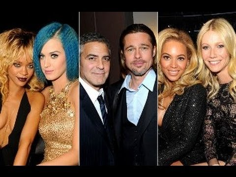 Famous World Celebrity Best Friends