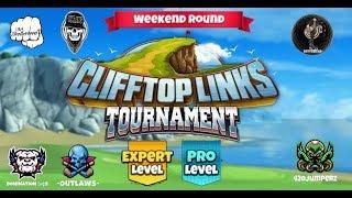 Golf Clash - Clifftop Links Tournament Expert & Pro Weekend Round