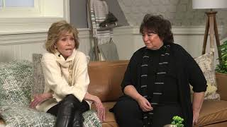 Jane Fonda would support Oprah for President