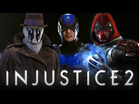 Injustice 2: Fighter Pack 3 Trailer Reveal Date ANNOUNCED! (Injustice 2: Fighter Pack 3 DLC)