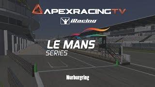 iRacing Le Mans Series - Nürburgring Grand-Prix-Strecke - BES/WEC