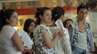 FLASH MOB AEROPORTO FALCONE E BORSELLINO