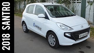 2018 Hyundai Santro | Review and Comparison