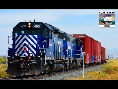 Types of Freight Trains: Train Talk Ep. 6