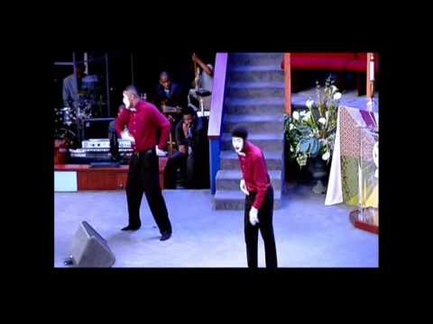 William Murphy- Its working Mime (New Creation Mime Team)