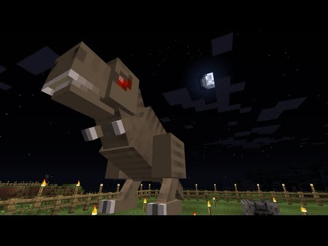 Minecraft Dinosaurs - Part 1