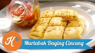 Resep Martabak Daging Cincang | FARAH QUINN