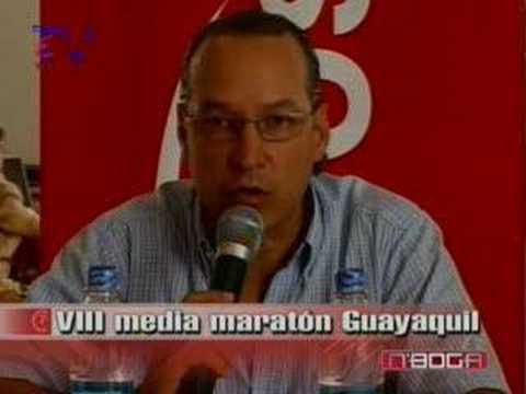 VIII Media Maratón Guayaquil
