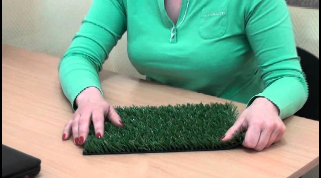 Искусственная трава для поделки своими руками 6