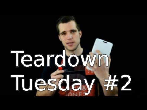Whats Inside Of A Chinese Windows 10 Tablet ? - Teardown Tuesday #2 [4K]