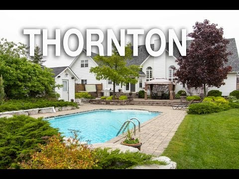 Barrie HD Real Estate Video Tour 1039