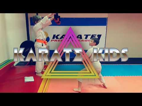 Упражнения на реакцию и быстроту принятия решения /WKF/ KARATE CLUB SKIF