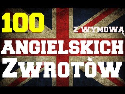 100 Zwrotów Po Angielsku Dla Początkujących