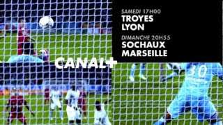 Reprise Ligue1 sur CANAL+