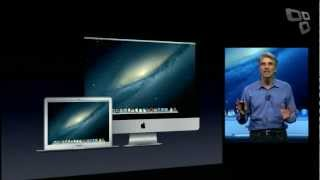 Apple WWDC - Junho de 2012 - Novos iOS 6, Mac OS X e Macbook Pro - Tecmundo
