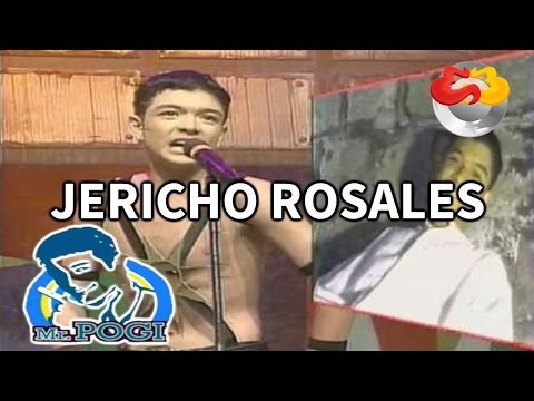 Mr. Pogi 1996: Jericho Rosales
