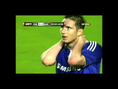 CHELSEA VS BARCELONA (REVENGE)