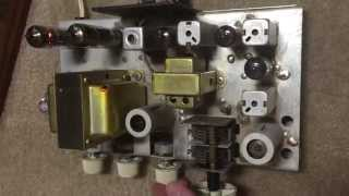 KLH Model Eight Chassis Part 2