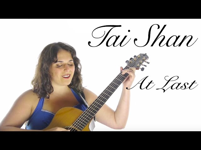 Etta James - At Last (cover by Tai Shan)