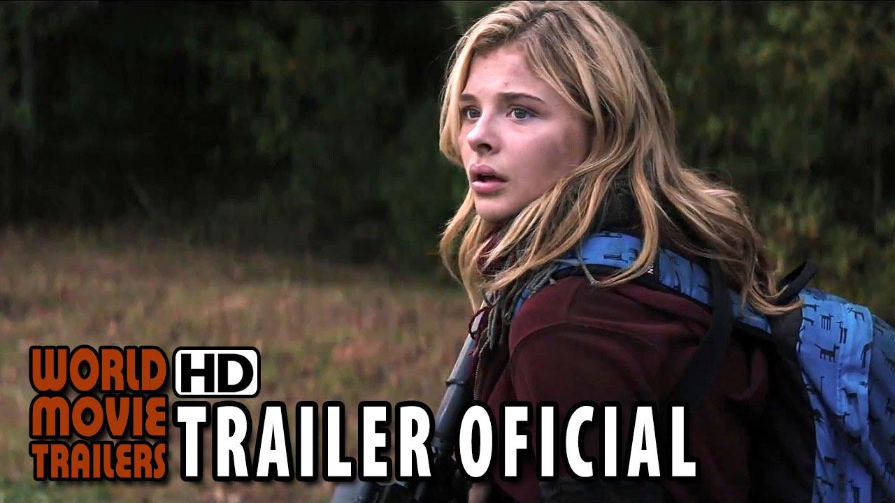 A 5ª Onda com Chloë Grace Moretz Trailer oficial Legendado (2016) HD