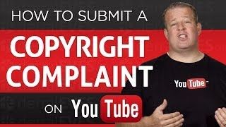 How to Report a Copyright Complaint in YouTube - DMCA