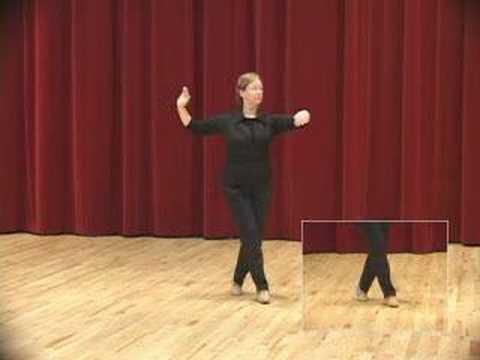 Bronze Tango - Progressive Link- Open Promenade Dance Lesson