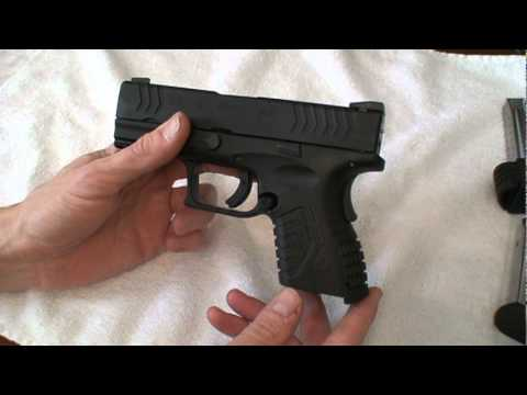 Springfield XDM 3.8 Compact 9mm