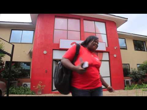 Airtel Malawi staff Dancing to Mwezi Wawala song