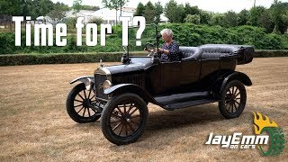 I Drive A 100 Year Old Ford Model T!