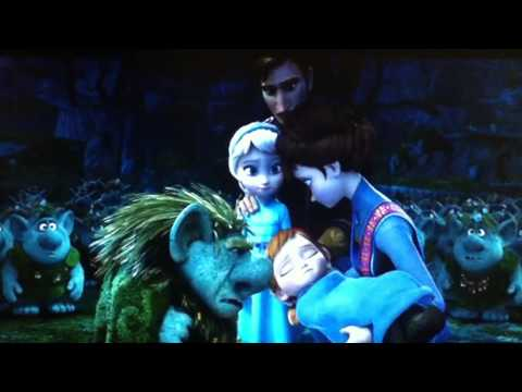 Disney's Frozen - Royal Family Meets Trolls