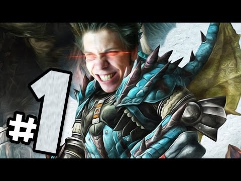 APRENDIENDO A SER CAZADOR | Monster Hunter