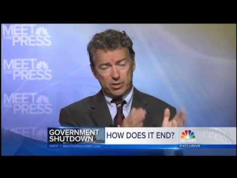 Savannah Guthrie Challenges Rand Paul to Defend Open Mic Moment - 10/6/13