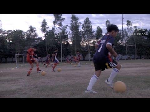 #FootballForPeace: Indestructible balls for indestructible dreams