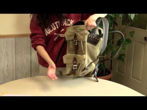 Duluth Pack Guide Pack - Backpack Daypack Heritage Pack