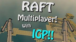 Скачать игру raft multiplayer